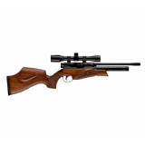 BSA Ultra Single Shot PCP Air Rifle - Beech